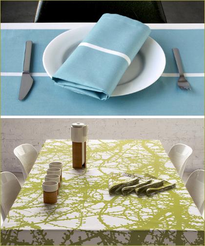 Merveilleux Modern Table Linens U2026